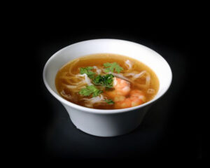 Ebi spicy soup