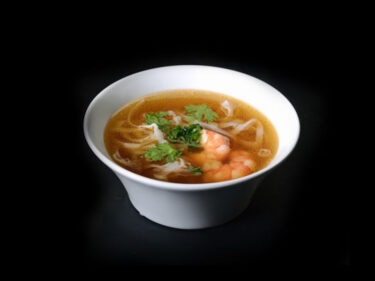 Ebi spicy soup