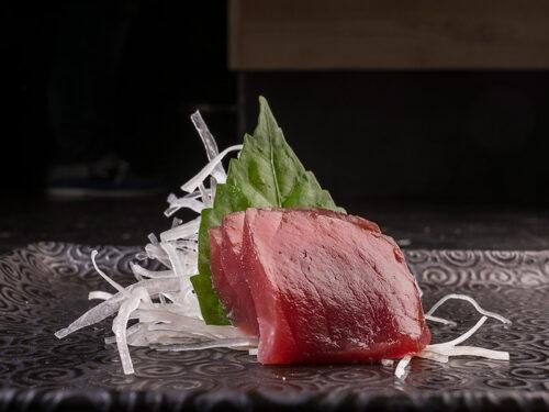 maguro-sashimi
