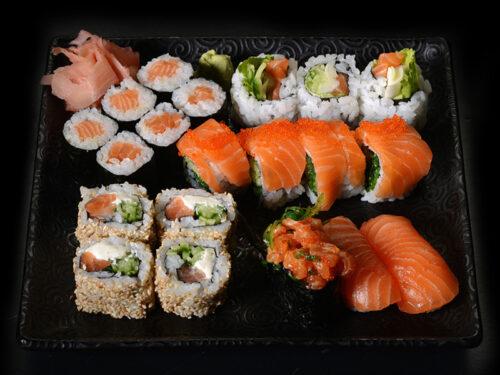 mix-salmon