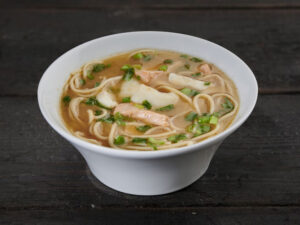 Ramen miso soup