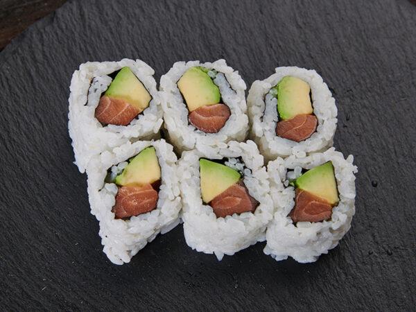 sake-avocado-maki