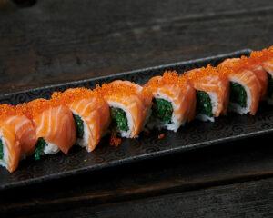 Sake delight maki