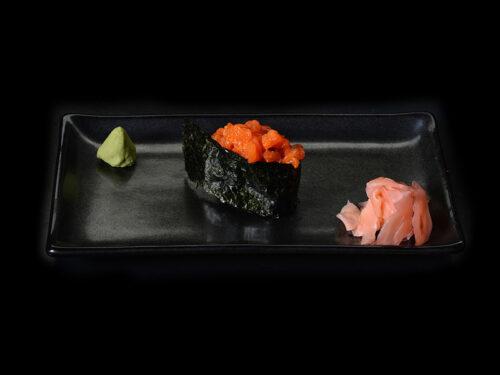 spicy-sake-gunkan