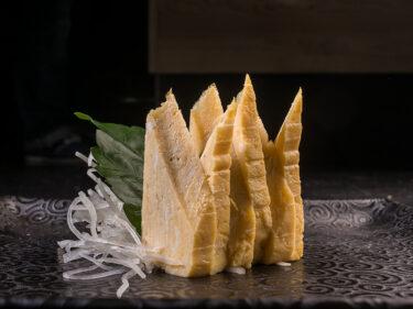 Tamago sashimi