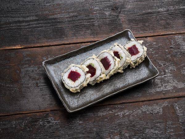 tuna-tempura-maki