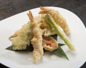 Yasay ebi tempura