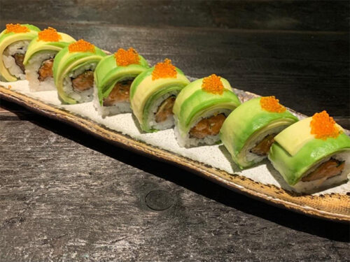 salmon-tartar-roll