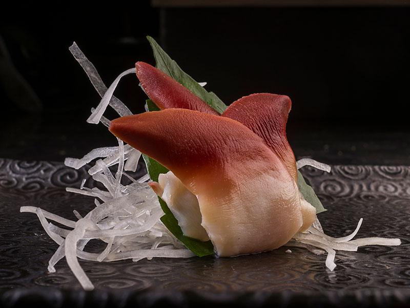 hokkigai-sashimi